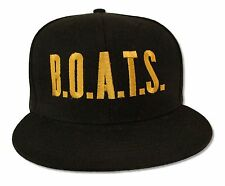"2 CHAINZ ""B.O.A.T.S."" BASEBALL CAP HAT NEW OFFICIAL BAND MUSIC ADULT"