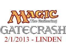 MTG MAGIC GATECRASH FAT PACK FACTORY SEALED LINDEN