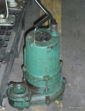 HYDROMATIC PUMPS 1.0HP SUBMERSIBLE SEWAGE PUMP SPD100MH4