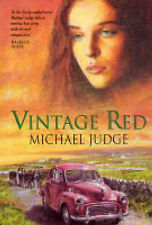Judge, Michael Vintage Red Very Good Book