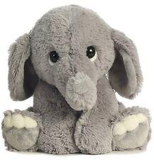 Plush Elephant grey soft Cute adorable gift toy Cuddly stuffed animal Big teddy