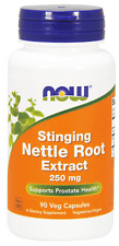 Now Foods Stinging Nettle Root Extract 250 mg Veg Capsules