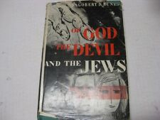 Of God, the Devil and the Jews by Dagobert D. Runes
