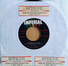 RICKY NELSON - OLD ENOUGH TO LOVE + 3 - IMPERIAL 161- EXTENDED PLAY 45 + STRIPS