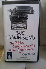 Public Confessions of a Woman by C Townsend: Unabridged Cassette Audiobook (NN2)