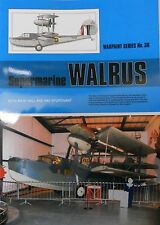 Warpaint Series No.39 - Supermarine Walrus               24 Pages           Book