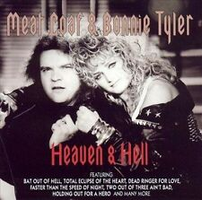 Heaven & Hell by Meat Loaf/Bonnie Tyler (CD, May-1999, Sony)
