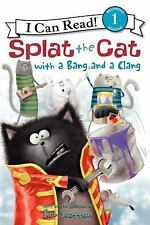 Splat the Cat with a Bang and a Clang (I Can Read Book 1), Scotton, Rob, Good Bo