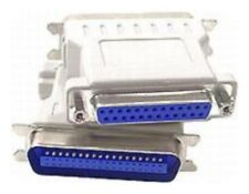 DUSTY DB25pin Male~Centronics36c Female Parallel/Printer cable/cord/wire Adapter
