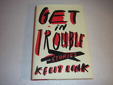 GET IN TROUBLE--SIGNED by KELLY LINK--1ST--HARDCOVER