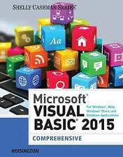Microsoft Visual Basic 2015 for Windows, Web, Windows Store, and Database Applic