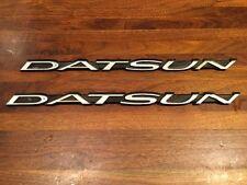 Vintage Datsun 240Z Emblems Badges