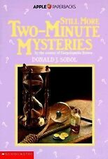Still More Two-Minute Mysteries-ExLibrary