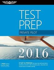 Test Prep: Private Pilot Test Prep 2016 : Study and Prepare: Pass Your Test and…