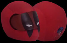 Deadpool Motorcycle Helmet Cover AND Visor Sticker Decal Street Bike Metroid