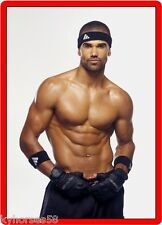 Sexy Male Model Shemar Moore Refrigerator Magnet