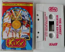 The Games Winter Edition By Kixx For Sinclair ZX Spectrum 48k/128k