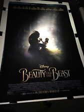 Beauty And The Beast Movie Poster Set Of 2