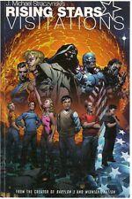 RISING STARS #1 Visitations J Michael Straczynski (2002) Image Comics SqB FINE