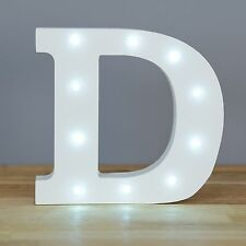 Up In Lights Light up Letters - Letter D