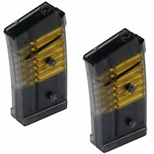 Lot 2 Extra Magazine for M82 M82P Airsoft AEG Rifle Gun Spare Clip Double Eagle