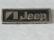 Vintage Jeep  Pin