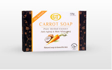 GT Cosmetics Herbal Carrot Soap made in the Philippines-Manufacturer