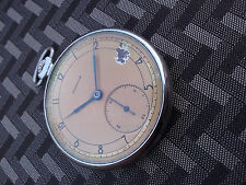 1951 Molnia first quality  pocket watch, nice running