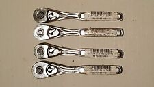 """Craftsman 1/4"""" drive Refurbished Ratchet, made in the USA #CR6"""