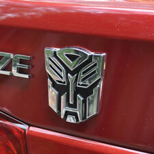 3D Autobot Decepticon Transformers Emblem Badge Graphics Decal Car Sticker CN