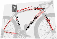 FONDRIEST TF3 1.2 Frame Sticker / Decal Set