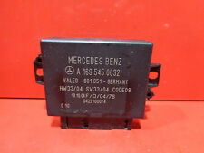 MERCEDES CLASSE A W169 CALCULATEUR RADAR DE RECUL AV ARR REF A1695450632