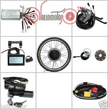 "Power 48v 1500w 20"" Front Wheel Ebike Conversion Kit with Sine Wave Controller"