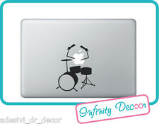 "Adesivo ""DRUM Machine"" per  MacBook Pro/Air 13 - Stickers ""Drum Machine"" apple"