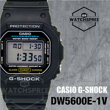 Casio G-Shock Classic Series Watch DW5600E-1V