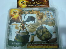 Sphere Wars Ikarus Alliance metal miniature new