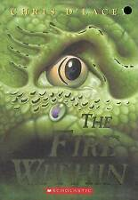 NEW The Fire Within By Chris D'Lacey Paperback Free Shipping