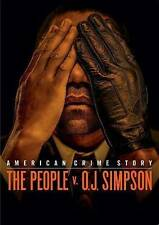 American Crime Story: The People v. O.J. Simpson (DVD, 2016) NEW