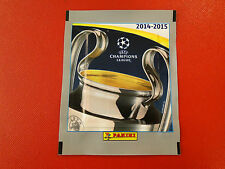 PANINI CH LEAGUE light greyVERSION 2014-2015 POCHETTE BUSTINA SOBRE TUTE PACKET