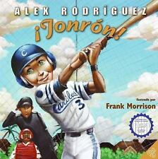Out of the Ballpark (Spanish edition): Jonron!, Rodriguez, Alex, Acceptable Book