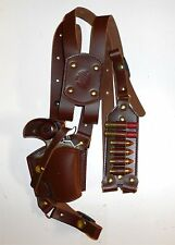 CHOCOLATE SHOLDER HOLSTER for BOND ARMS DERRINGER