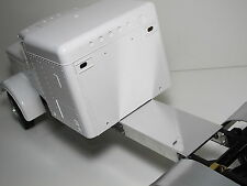Aluminum Frame Rail Cover Topper Plate Tamiya RC 1/14 Semi King Knight Hauler