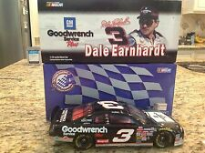 1:18th 1999 Action NASCAR Dale Earnhardt Sr. #3 Goodwrench Service Plus Sign LE.