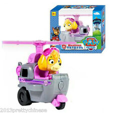 Paw Patrol Pup Dog Racer Character Figure Kids Children's Toy Gift - Skye