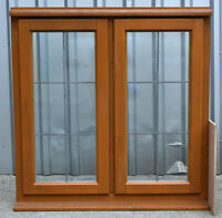 Wooden Timber Casement Window - Made to Measure, Bespoke!!!