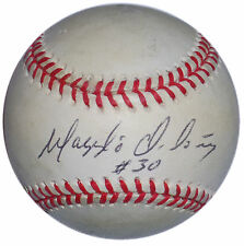 MAGGLIO ORDONEZ SIGNED BOSTON RED SOX FENWAY PARK ALL STAR GAME BASE BALL TIGERS