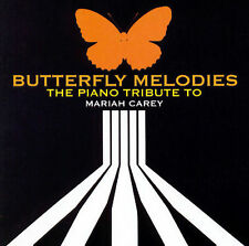 FREE US SH (int'l sh=$0-$3) USED,MINT CD Tribute to Mariah Carey: Butterfly Melo