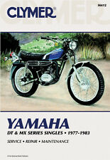 Clymer Repair Service Shop Manual Vintage Yamaha DT100/125/175/250/400 MX100/175