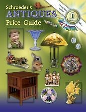Schroeder's Antiques Price Guide, 2011, 29th Edition, CB Editors, Good Condition