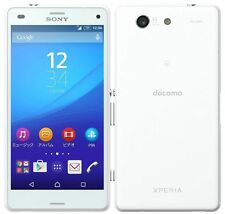 DOCOMO SONY SO-03G XPERIA Z4 ANDROID 5.0 PHONE SMARTPHONE UNLOCKED NEW JAPAN